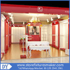 Nice Red baking paint Kids Dress Shop - OEM Factory Kids Dress Stores with top quality fornecedor